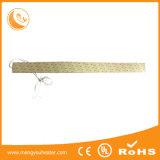 Placa quente flexível de borracha flexível elétrica industrial de Slicone do volume pequeno