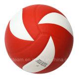 Volleyball s'exerçant stratifié par unité centrale doux élevé dans la taille officielle 5