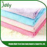 Ткань Microfiber полотенца пляжа Microfiber продуктов чистки домочадца
