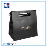 Изготовленный на заказ бумажная хозяйственная сумка для одежды/электроники/упаковывать косметики/ботинок