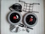 Kit di conversione del motore del mozzo della sedia a rotelle con la batteria dello Litio-Ione