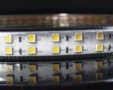 Tiras flexibles brillantes de Dimmable del alto lumen de la fila del doble del precio de Whosale