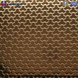 La meilleure pente 201 de plaque de feuille d'acier inoxydable bon prix 304 316