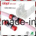 Directe Begraven Microduct Schakelaar, de Micro- FTTX Rechte Montage van de Buis, schakelaar Microduct de Buis van 10 mm