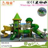 Los niños de plástico Área de juego Área de juego Estructura de Park