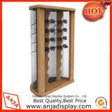 De houten Tribune van de Vertoning Sunglass voor Winkel