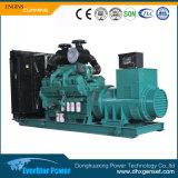 Generatore diesel mobile di generazione elettrico raffreddato ad acqua portatile del rimorchio stabilito