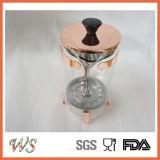 Давление кофеего цвета меди/Rose-Золота/золота давления франчуза Wschsy013 имеющееся