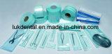 Sellado de Bolsas dentales para esterilización Embalajes médicos Esterilización bolsa