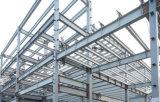 Cloche de structure métallique de ferme avicole de coût bas de modèle de Morden de construction