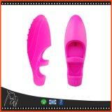 熱い販売のダンサー指のバイブレーターのVibmaxのダンス指の靴Clitoral Gの点の刺激物