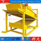 Neue Technologie-Seifenerz-Goldförderung-Maschinen-vibrierender Bildschirm