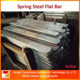 Barres de produit plat de ressort, acier de ressort pendant les ressorts lourds