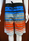 Краткости пляжа Swimwear Beachwear износа спортов прокладки для человека/женщин