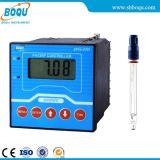 Émetteur en ligne industriel pratique de pH