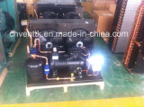 Unità del condensatore raffreddata aria di temperatura insufficiente
