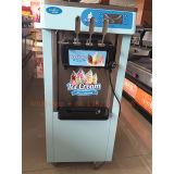 Factory Hot Sale Color3王子は円錐形ディスペンサーを持つソフトクリームメーカーに風味を付ける