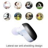 Anillo del CSR V4.1 - receptor de cabeza verdadero sin hilos de Bluetooth del sonido