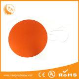 Silikon-Gummi-heiße Auflage-Edelstahl-elektrisches Heizelement