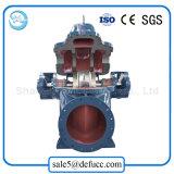 Gran volumen de la bomba de drenaje de la succión doble motor diesel centrífuga