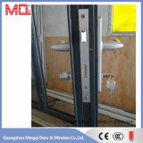 Puerta plegable de aluminio y Ventana (Bi-Puerta plegable y ventana) (MQ-WD-01)
