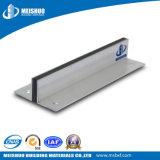 Алюминиевые соединения плитки с резиновый вставкой