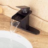 """Misturador da bacia da cachoeira do banheiro com """" placa 10"""