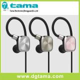 Беспроволочный стерео наушник наушников спорта шлемофона Bluetooth для iPhone7 Samsung