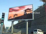 P16mm 높은 광도를 가진 옥외 풀 컬러 발광 다이오드 표시 스크린
