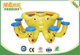 Мягкая игрушка Eductional таблицы песка восьминога оборудования игры для малышей
