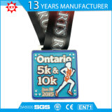 Верхнее медаль спорта металла цены по прейскуранту завода-изготовителя надувательства