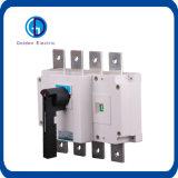 Im Freien elektrische 3p 4p Wechselstrom-Gleichstrom-Inneneingabe, die Schalter 1600A lokalisiert