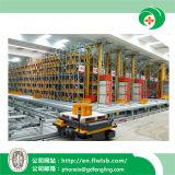 Cremalheira automática do sistema do armazenamento e de recuperação para o armazém com Ce
