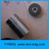 Aimant de velocímetro de haute qualité robuste et riche en terre battue AlNiCo à vendre