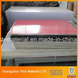 Colorare lo strato acrilico di plastica dell'acrilico del plexiglass PMMA dello strato