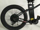 2017 جديد سمين إطار العجلة شاطئ طرّاد درّاجة مع مساعد كهربائيّة