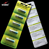 Супер алкалическая батарея 12V 27A для автомобиля дистанционного управления