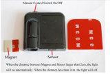 Qualität keine Auto-Tür-Aufschriftbeleuchtung des Notwendigkeits-Bohrloch-12V
