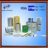 Espessura folha de alumínio de empacotamento farmacêutico de 25 mícrons para a medicina Packing