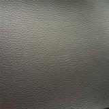 Couro de grão do PVC Lychee para os assentos de carro Hx-C1706