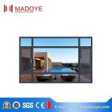 Australie Maison résidentielle Fenêtre battante en aluminium usé avec écran Fly