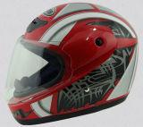 安い低価格、モトクロスの新しいデザイン太字のオートバイのヘルメット