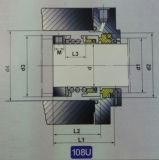 mechanische Dichtung 108u für Pumpe