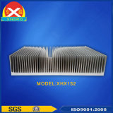 Heatsink алюминиевого сплава 6063 Coolling воздуха для связи широковещания