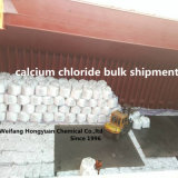 Cloruro de calcio anhidro granular para la perforación de /Oil del derretimiento del hielo