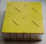 軽量のスリップ防止蜜蜂の巣サンドイッチパネル