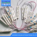 Weißes Licht mit Baugruppen-Licht des optischen Objektiv-LED