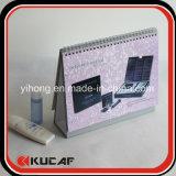 календар печатание косметического подарка компании выдвиженческого изготовленный на заказ