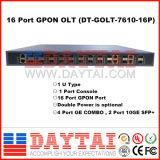 Alta qualità 140gbps 8 Gpon Port Olt