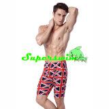 Calças de Swimwears dos homens personalizadas